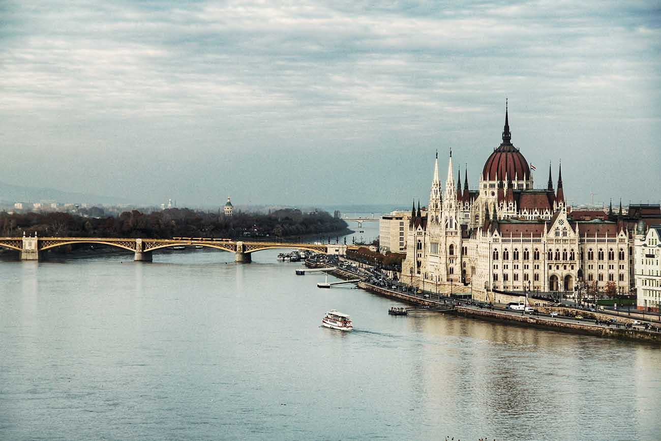 BUDAPEST offerta volo hotel