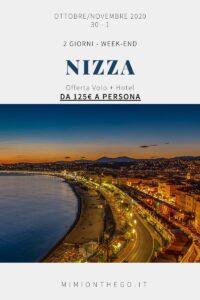 NIZZA offerta volo hotel