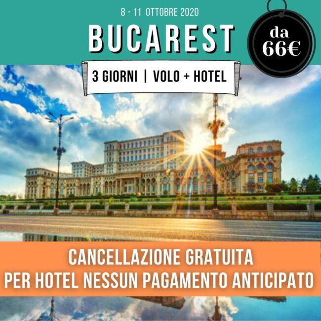bucarest-offerta-volo-hotel