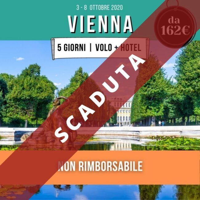 vienna-offerta-volo-hotel