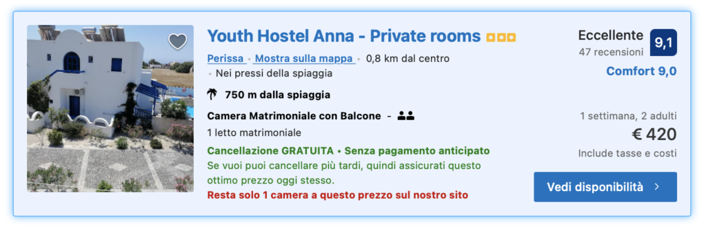 outh Hostel Anna - Private rooms